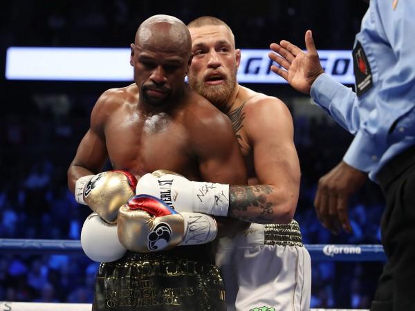 Мэйуэзер порекомендовал Макгрегору оставить бокс