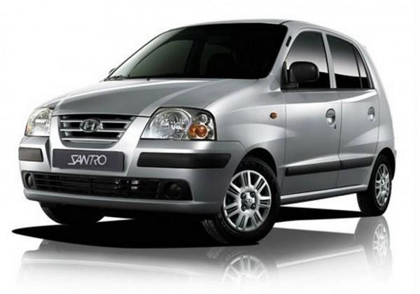 Хэтчбек Hyundai Santro для Индии получит новую трансмиссию и кросс-версию
