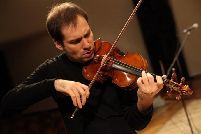 В 38-м лет ушел из жизни скрипач Дмитрий Коган