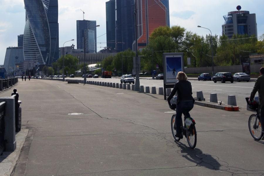 Краснопресненскую набережную соединят сКарамышевской в столице России