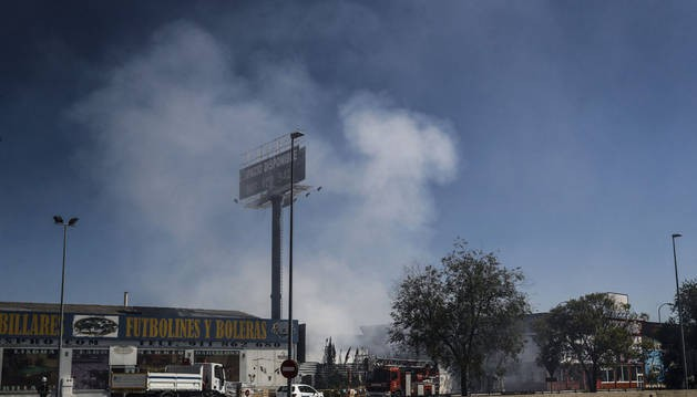 Мадрид накрыло токсичным облаком: власти просят граждан непокидать свои дома