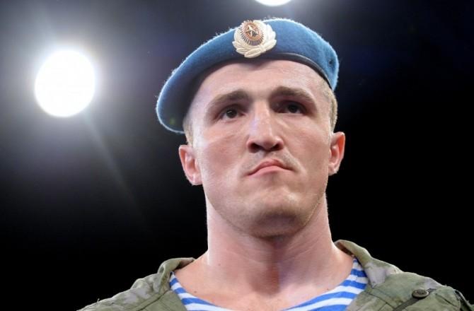 Боксёр Денис Лебедев планирует стать депутатом