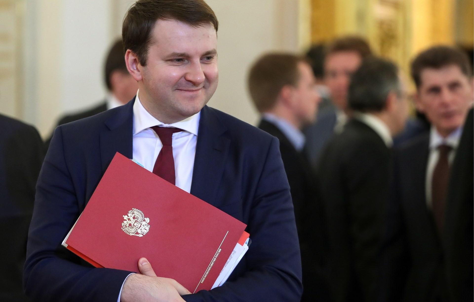 Орешкин объявил оросте интереса европейских инвесторов к русским проектам