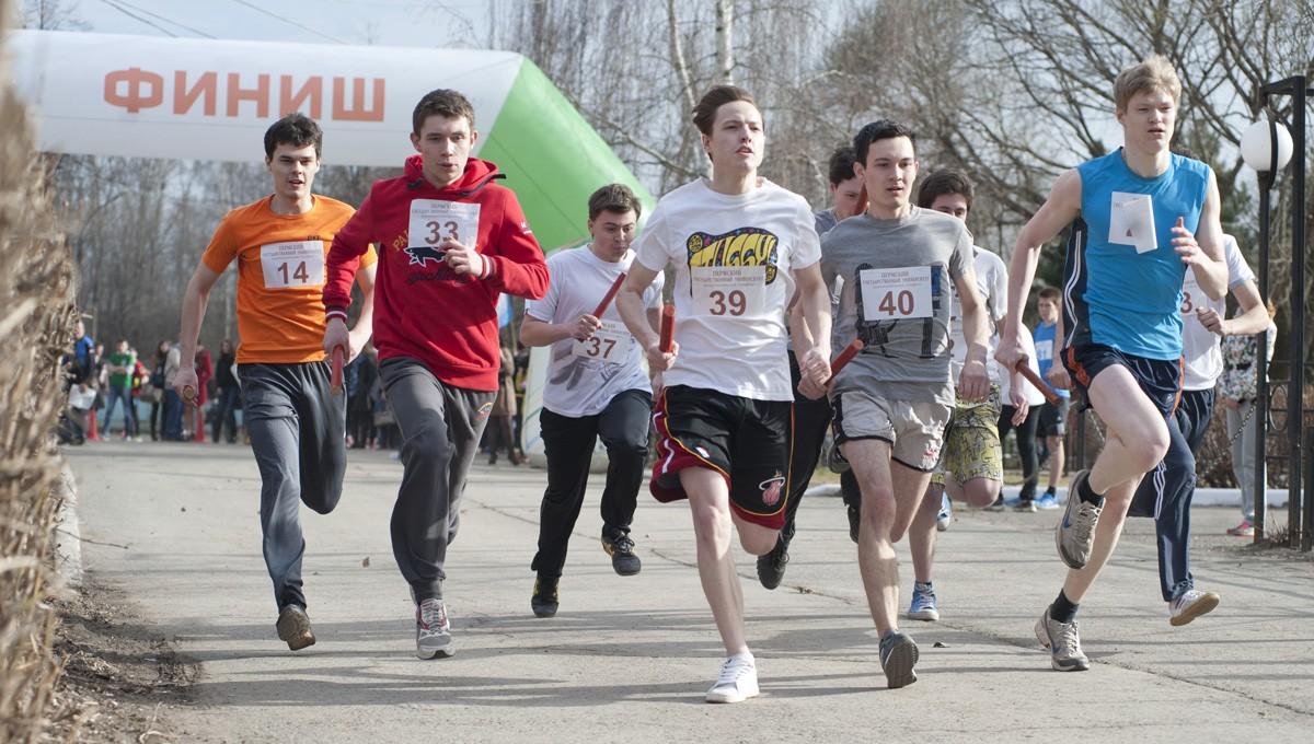 ВПермском международном марафоне приняли участие около 6 тыс. человек
