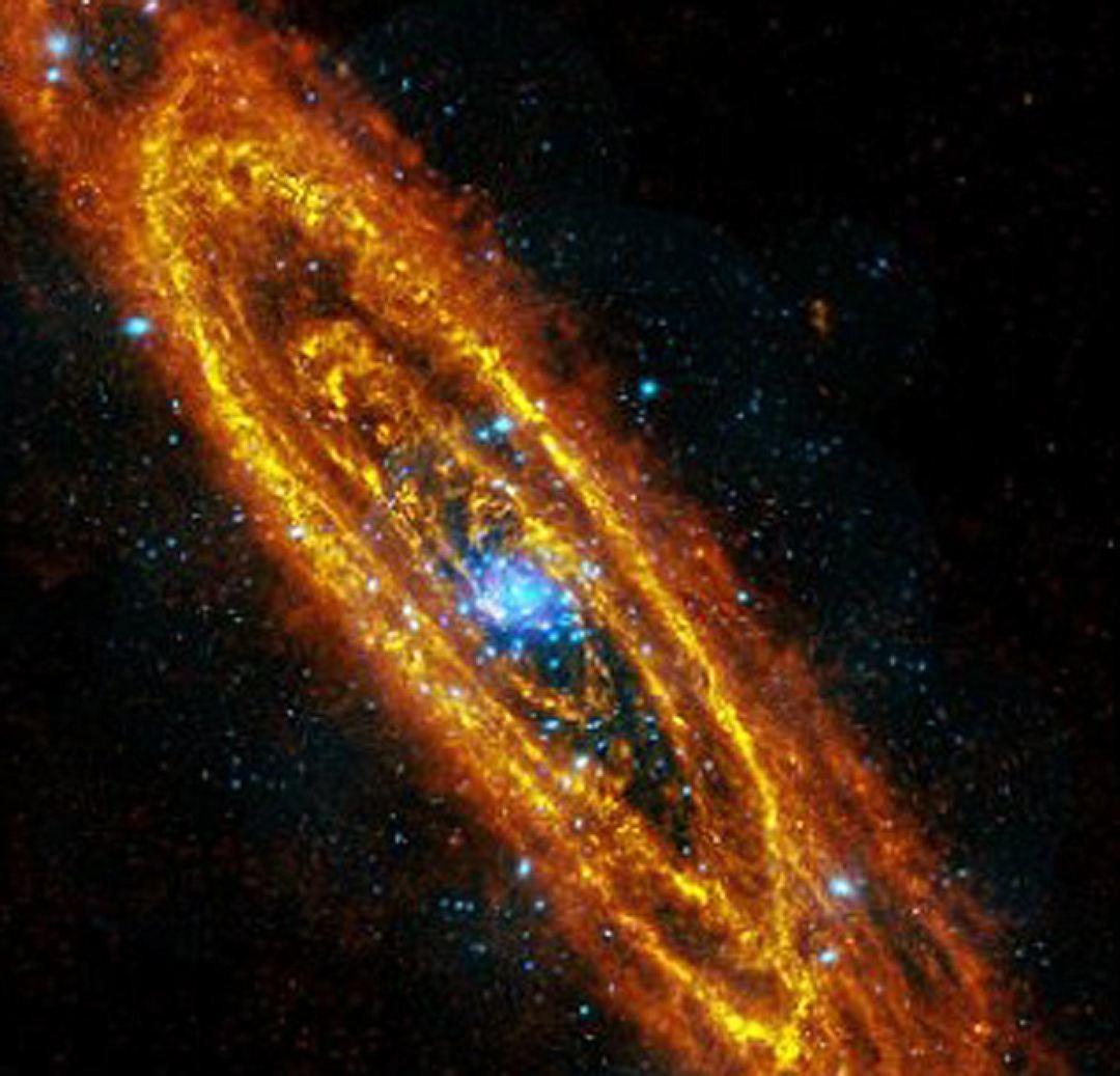 Ученые сообщили ожизни вТуманности Андромеды