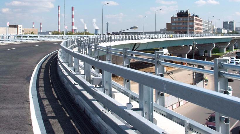 Строительство Северо-Восточной хорды в российской столице завершится в 2019г.