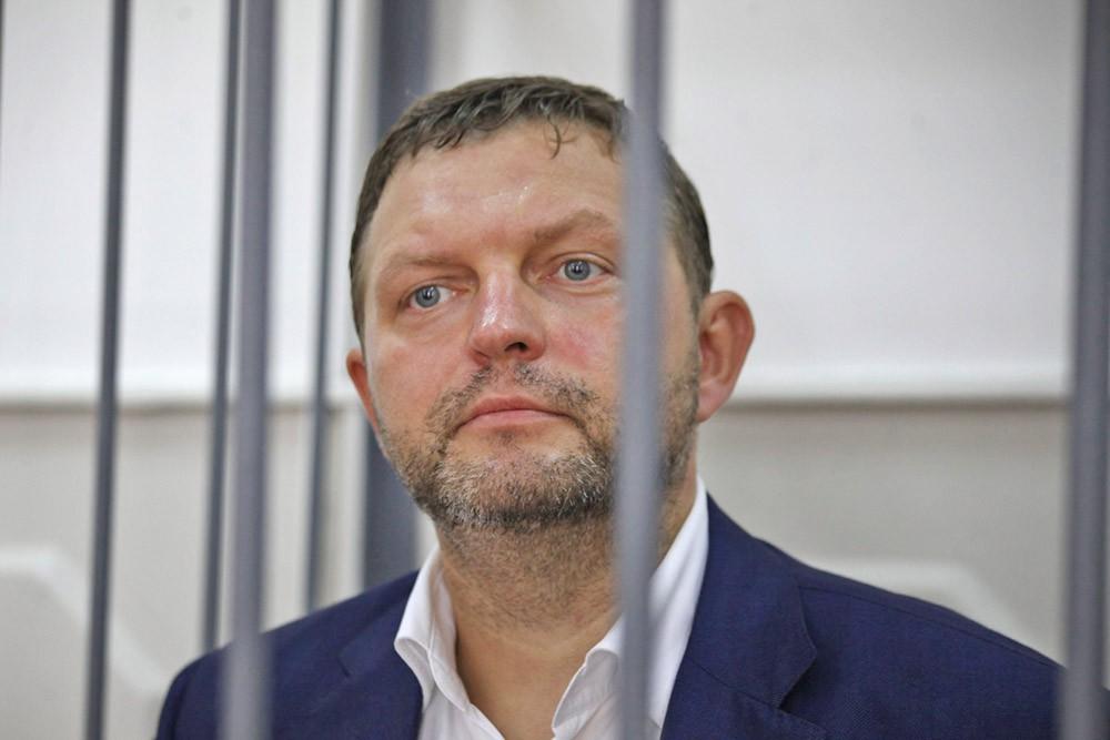 Никита Белых непризнает вину поделу взятках на 600 тысяч  евро