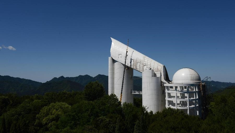 Китайские ученые открыли две звезды, летящие с удивительной  скоростью