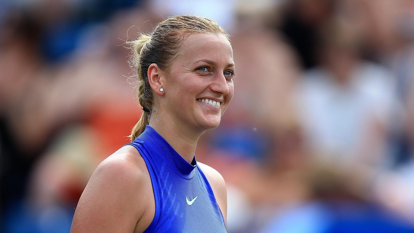 Квитова одолела Мугурусу в 2-х сетах ивышла вчетвертьфиналUS Open
