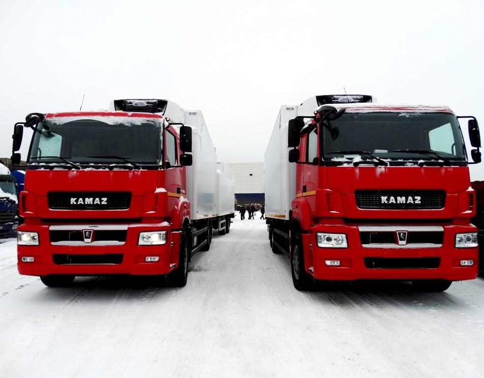 «Камаз» иX5 Retail Group разработают транспортное средство для ритейла