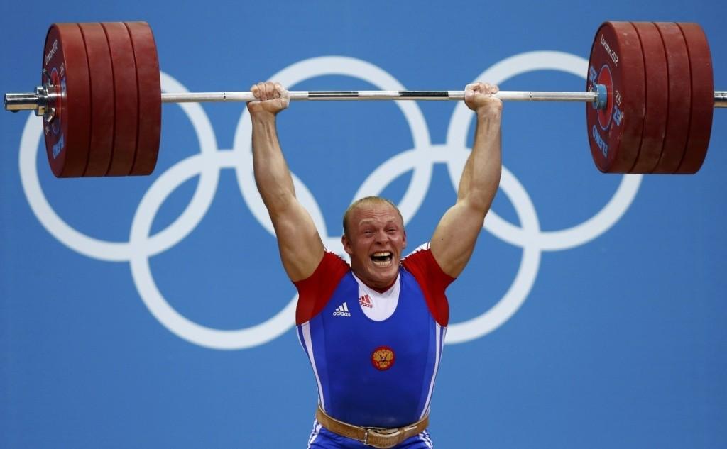 Правила по тяжлой атлетике