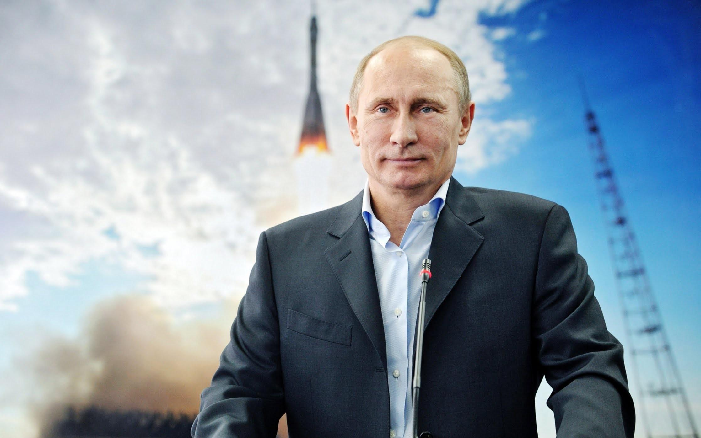 РФ готова изучать космос вместе сСША— Путин