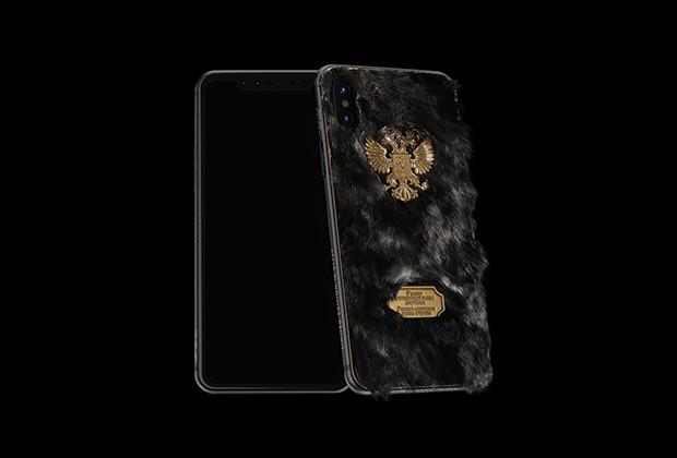 В РФ выпустят iPhone 8 измеха норки за218 тыс. руб.