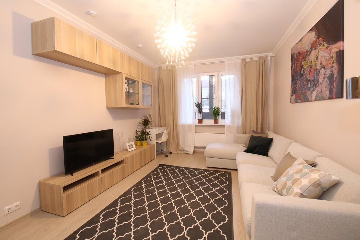 Московские власти изменили отделку квартир попрограмме реновации