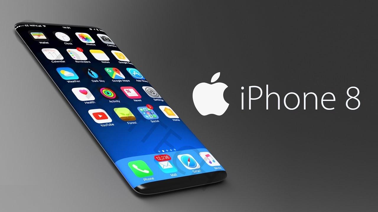 Новинка отApple iPhone 8 может получить водостойкий корпус изстекла