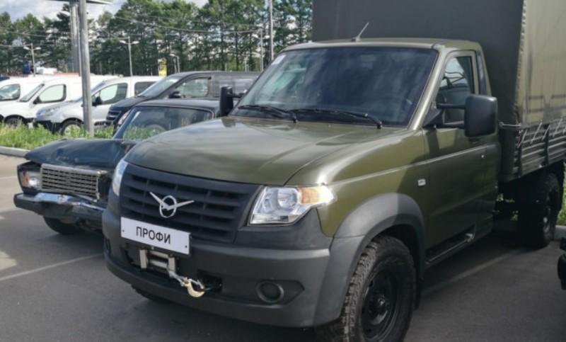 Новый вариант авто УАЗа назвали конкурентом «Газели»