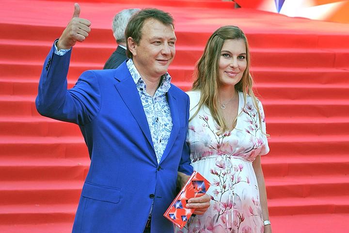 Марат Башаров женился наЕлизавете Шевырковой