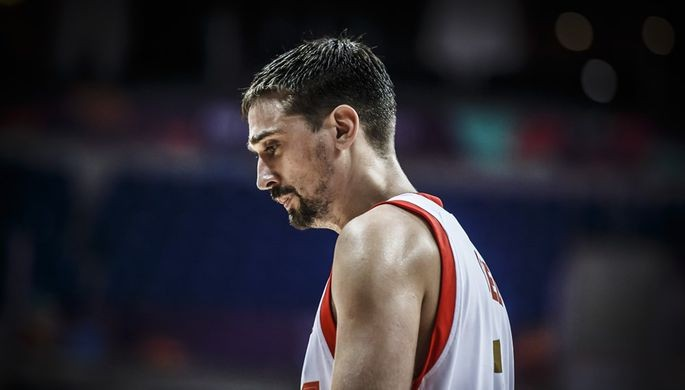 Баскетболист Воронцевич: против русского духа мало что может устоять
