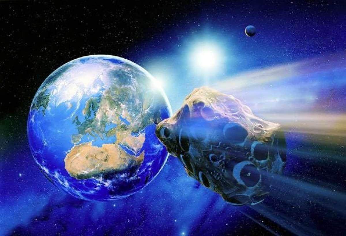 Два большущих астероида класса «Аполлон» несутся кЗемле— Ученые