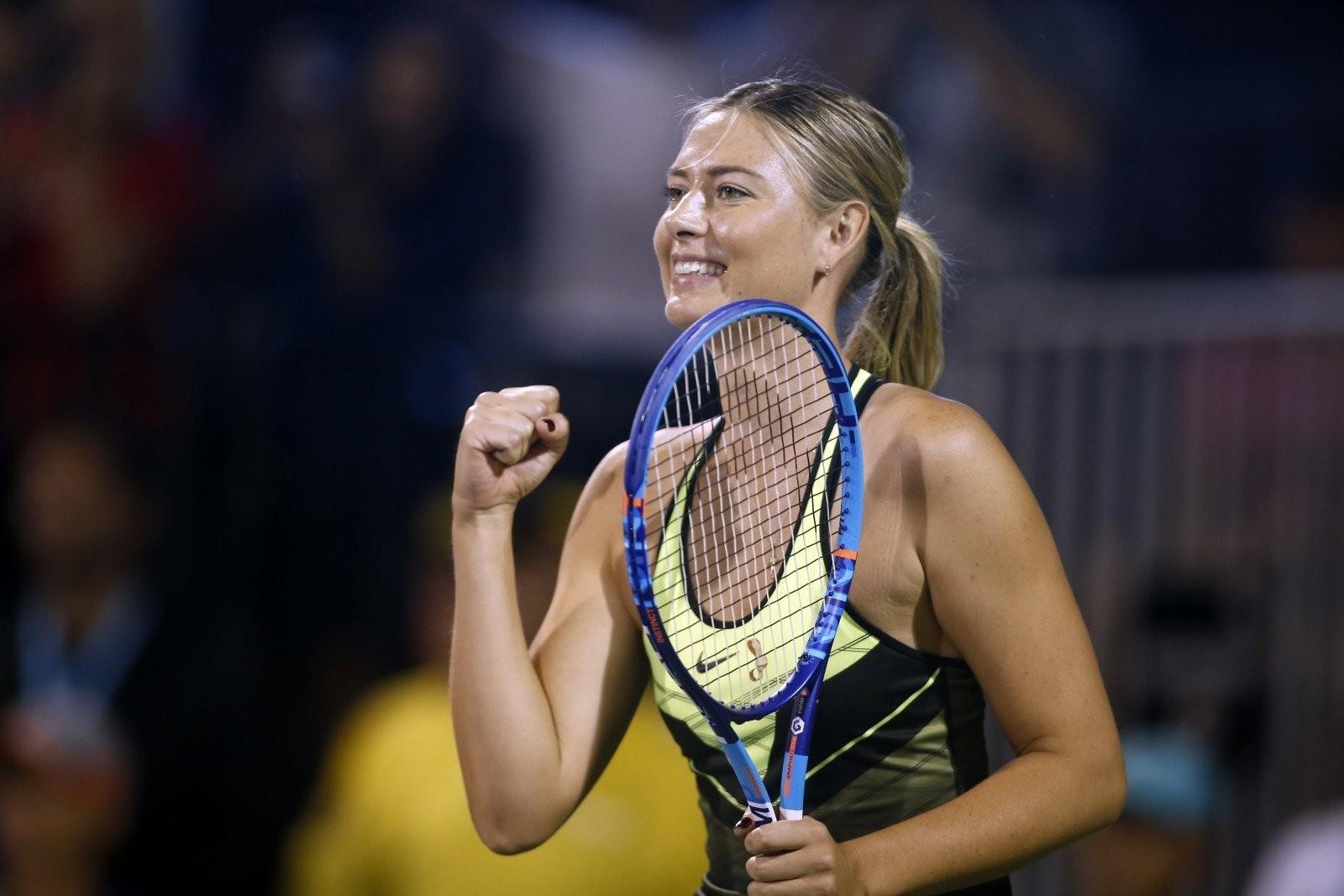 Русская  теннисистка Мария Шарапова сообщила , что несмотрит «Игру престолов»
