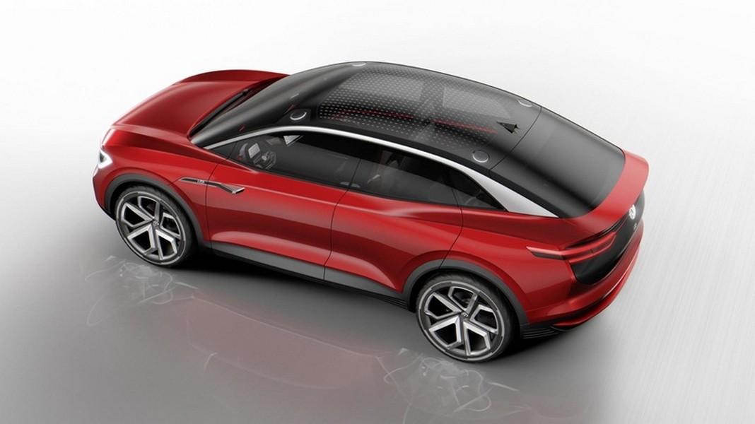 Volkswagen привезёт во Франкфурт модернизированную версию концепткара I.D. Crozz