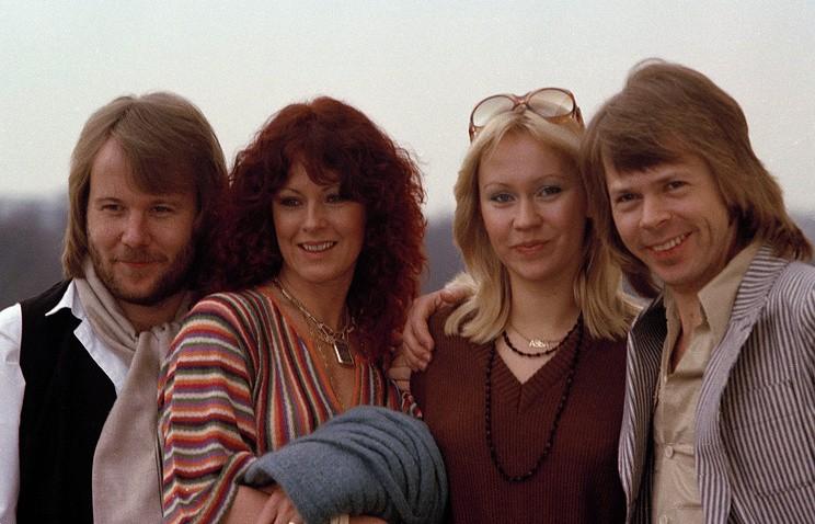 Группа ABBA воссоединится ввиртуальности иотправится втурне