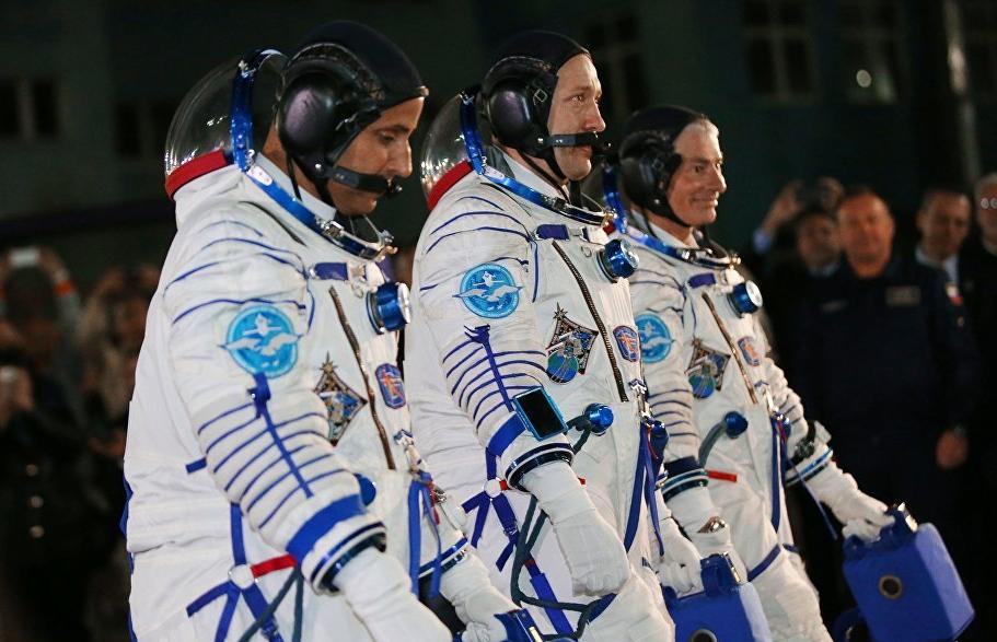 Госкомиссия наБайконуре утвердила экипаж свежей экспедиции наМКС