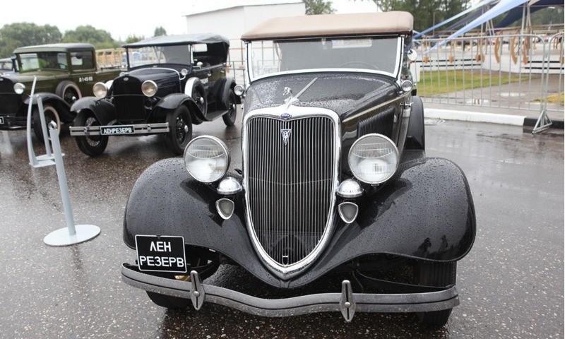 ВЯрославской области пройдет ралли исторических авто