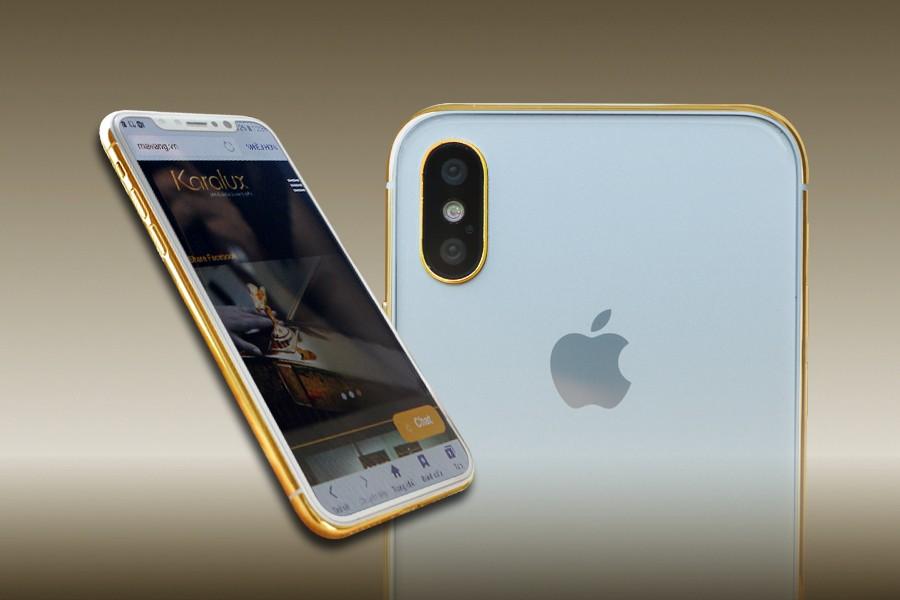 Впродаже появился самый бесполезный аксессуар для iPhone X