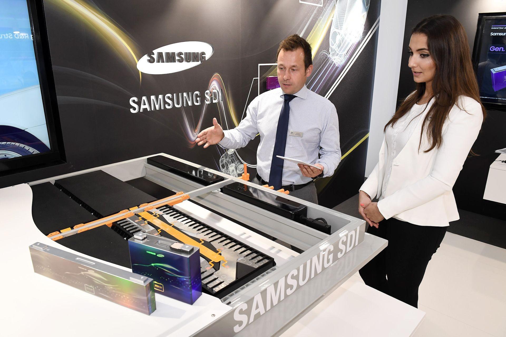 Самсунг создал инновационные аккумуляторы для электромобилей