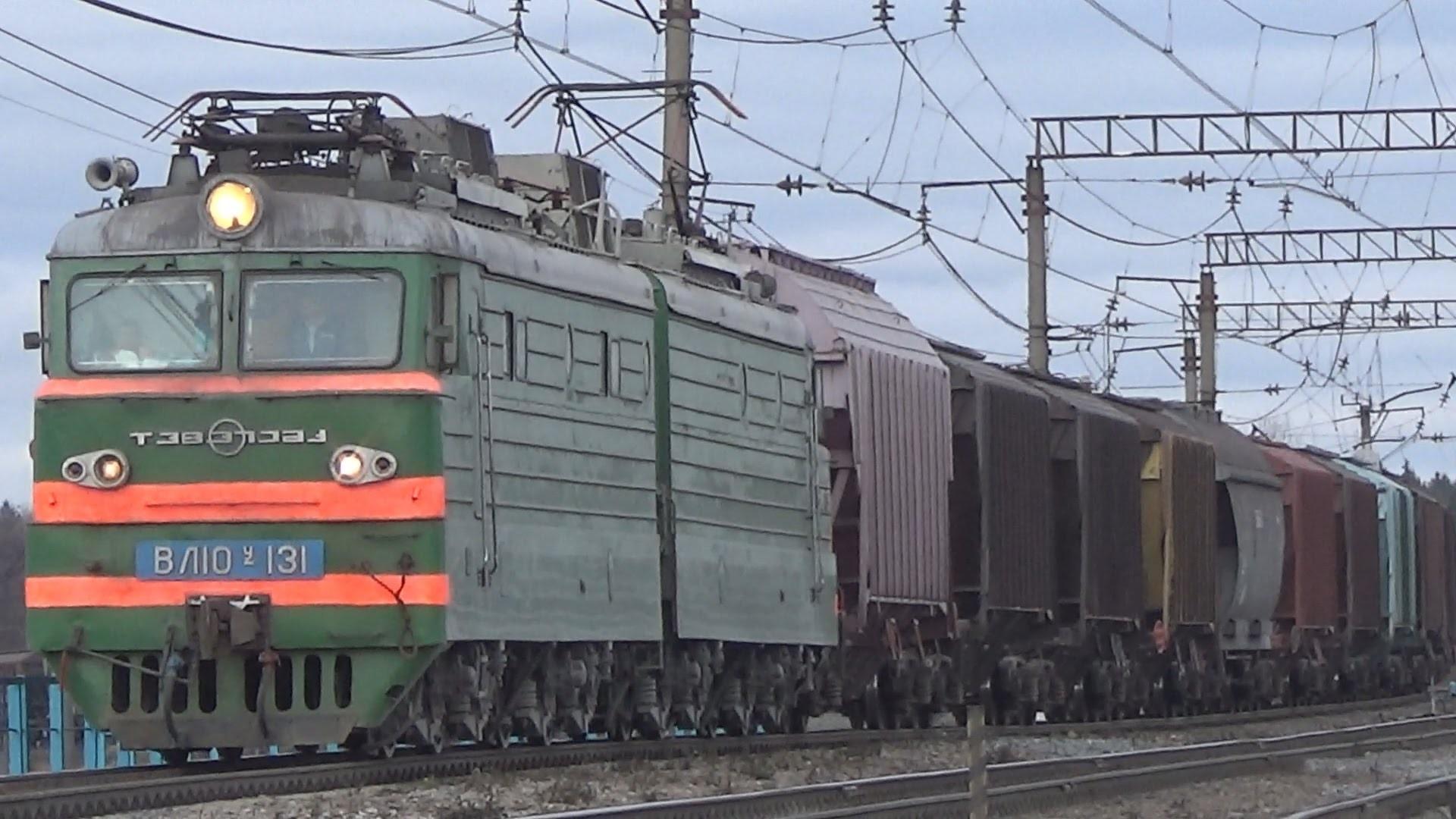 Кража века: вПольше мужчина угнал товарный поезд с23 вагонами