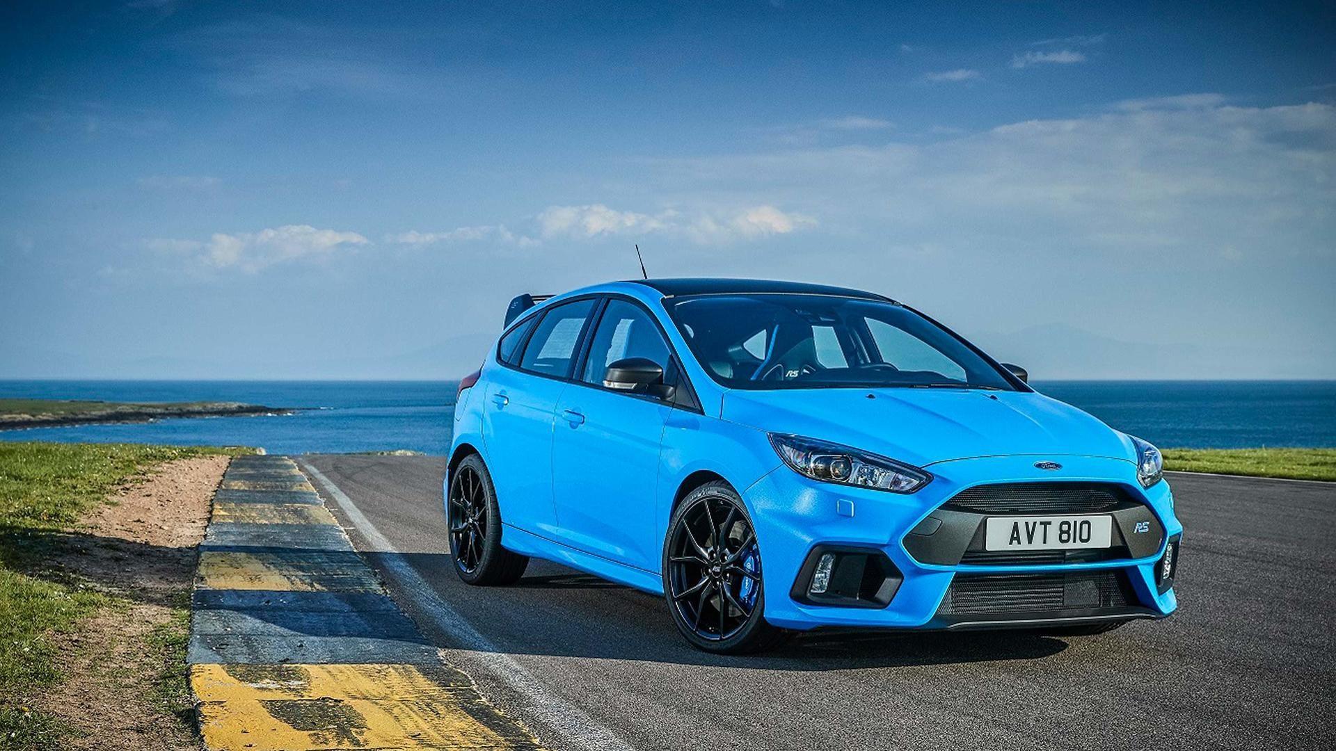 Форд представил «горячий» FocusRS Edition