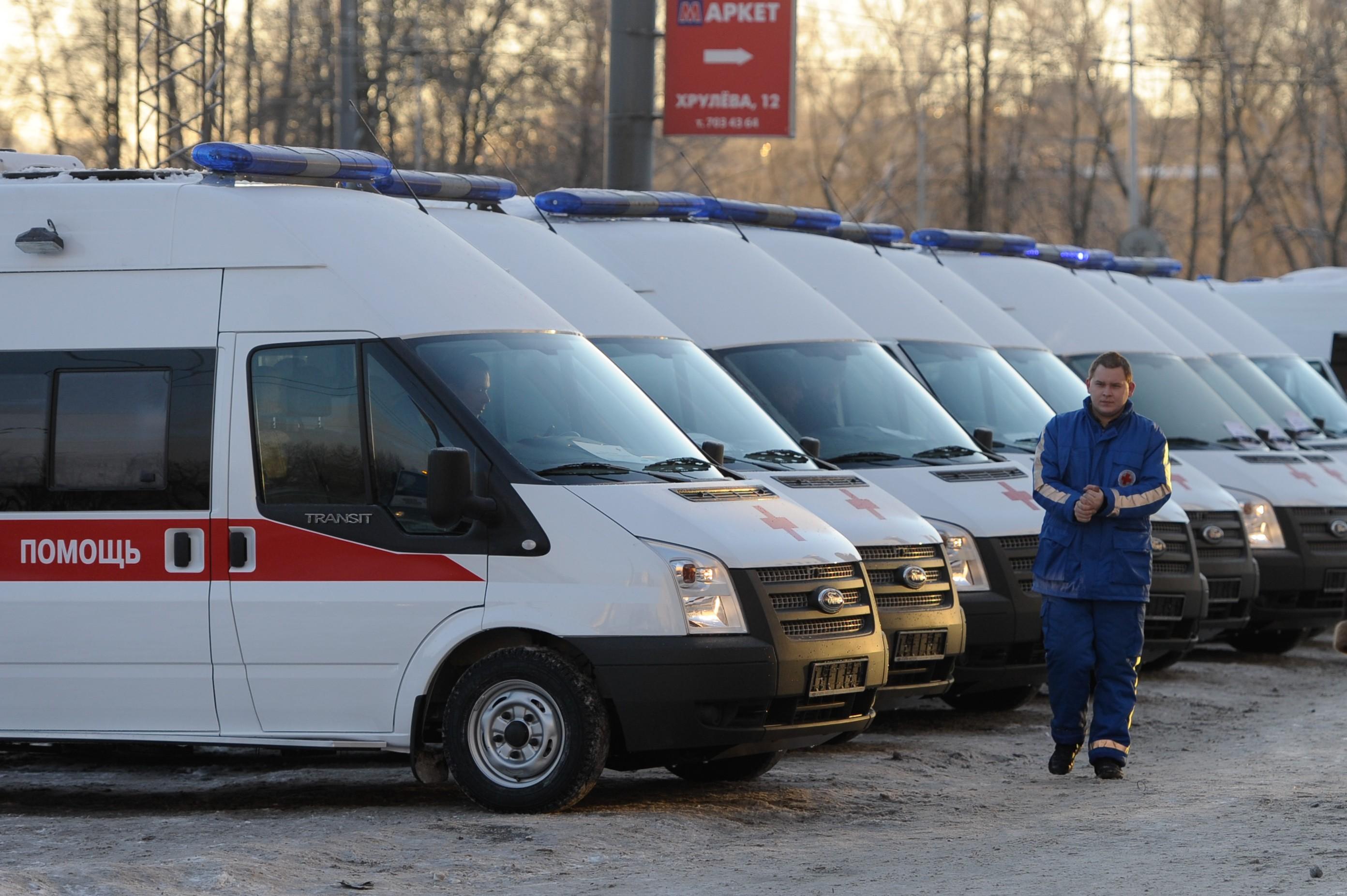 ВЧелябинской области появится 70 новых машин скорой помощи