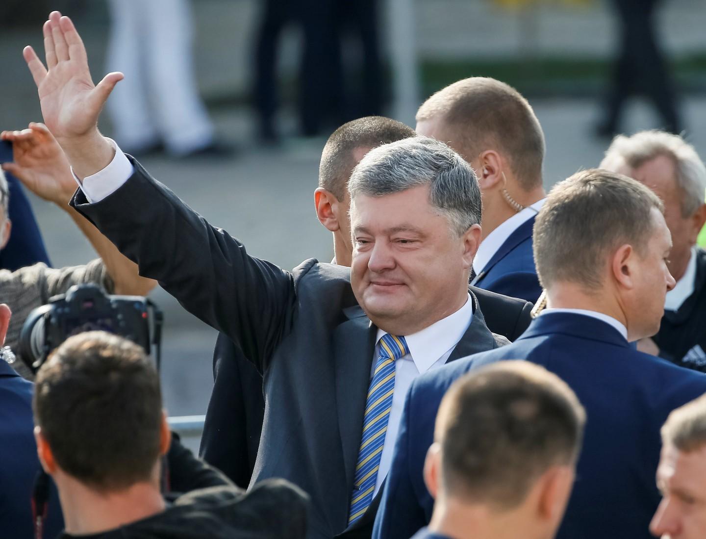 «Япрезидент мира, дайте мне оружие»: Порошенко объявил Вашингтону о собственной стратегии