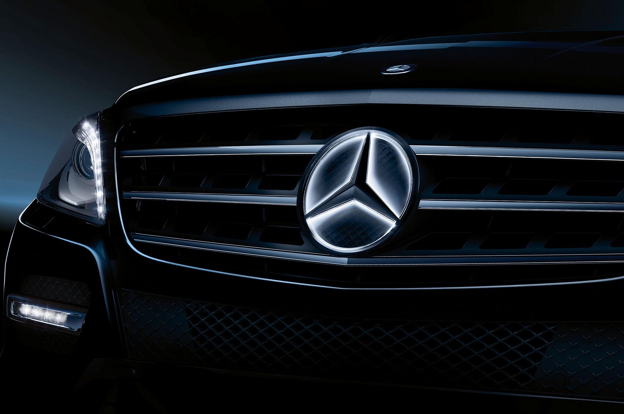 Mercedes отзывает в Российской Федерации неменее 8-ми тыс. авто
