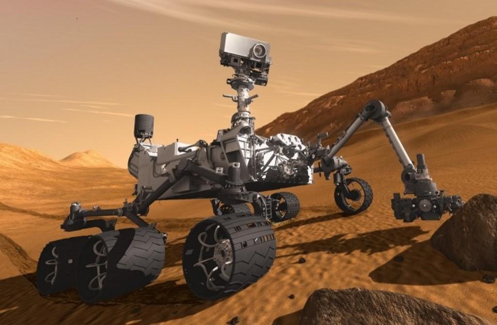 УМарса обнаружили аномалию планетарной коры