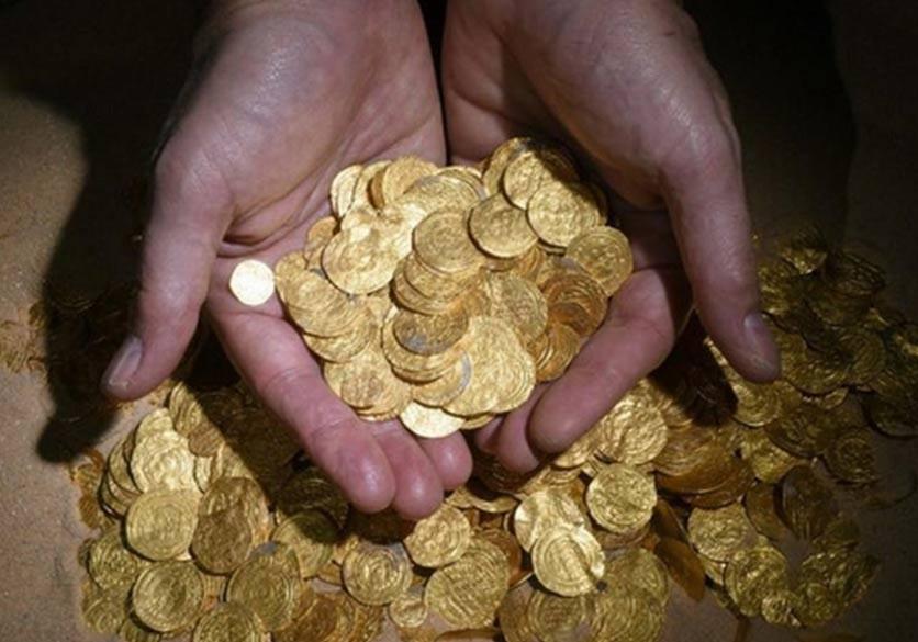 ВАмурской области ребенок пошел втуалет влесу и отыскал сокровища