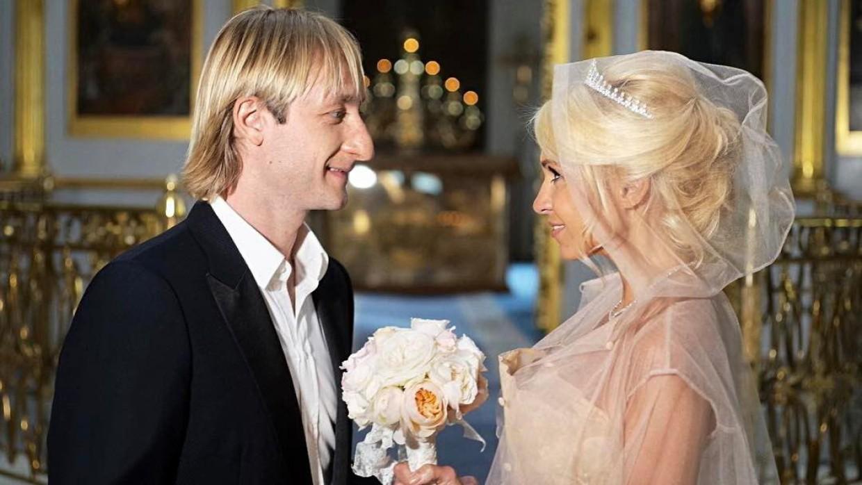 Фото тайного венчания Рудковской с Плющенко появилось в Сети
