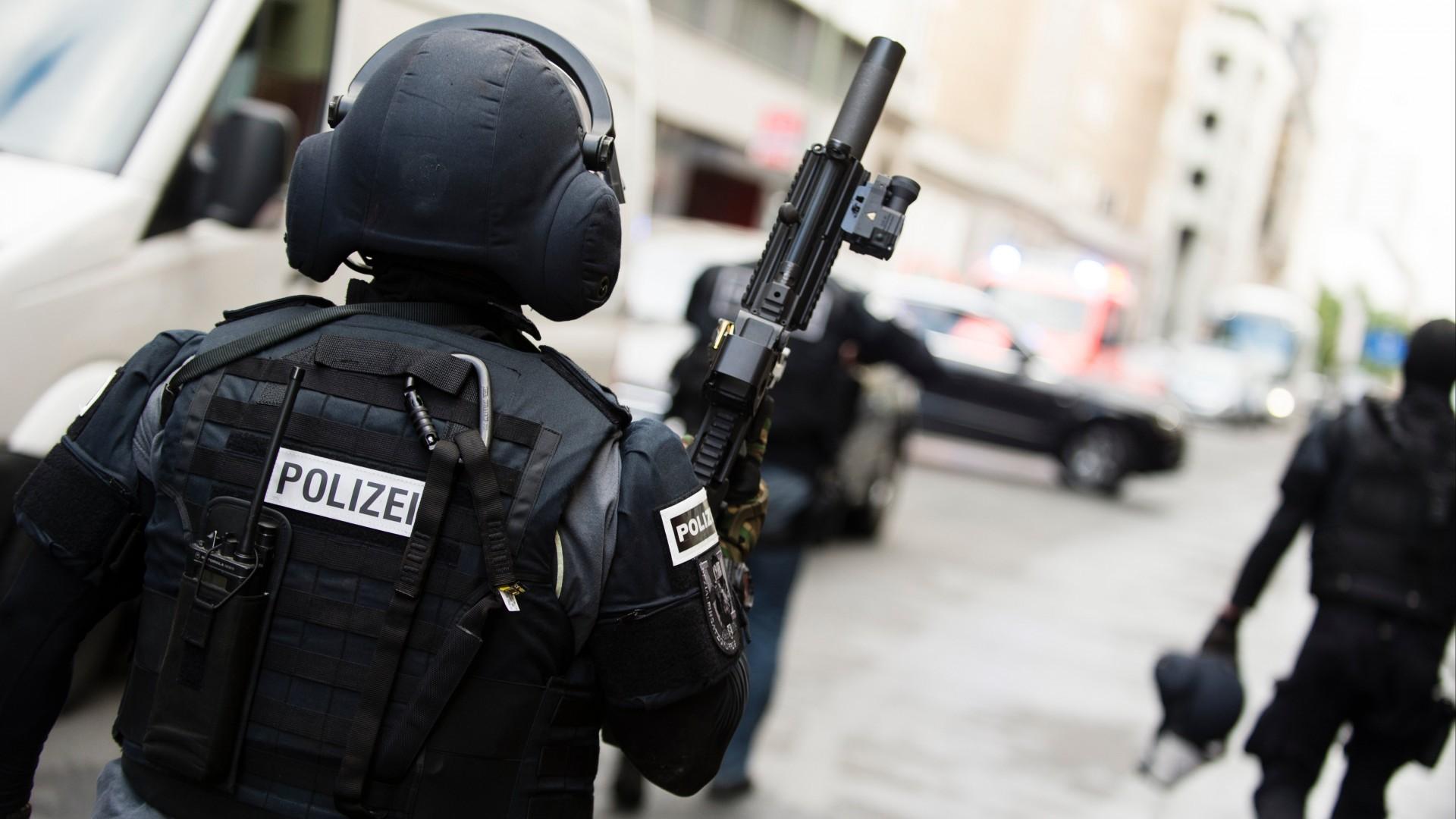 Убит один человек— Стрельба вБерлине