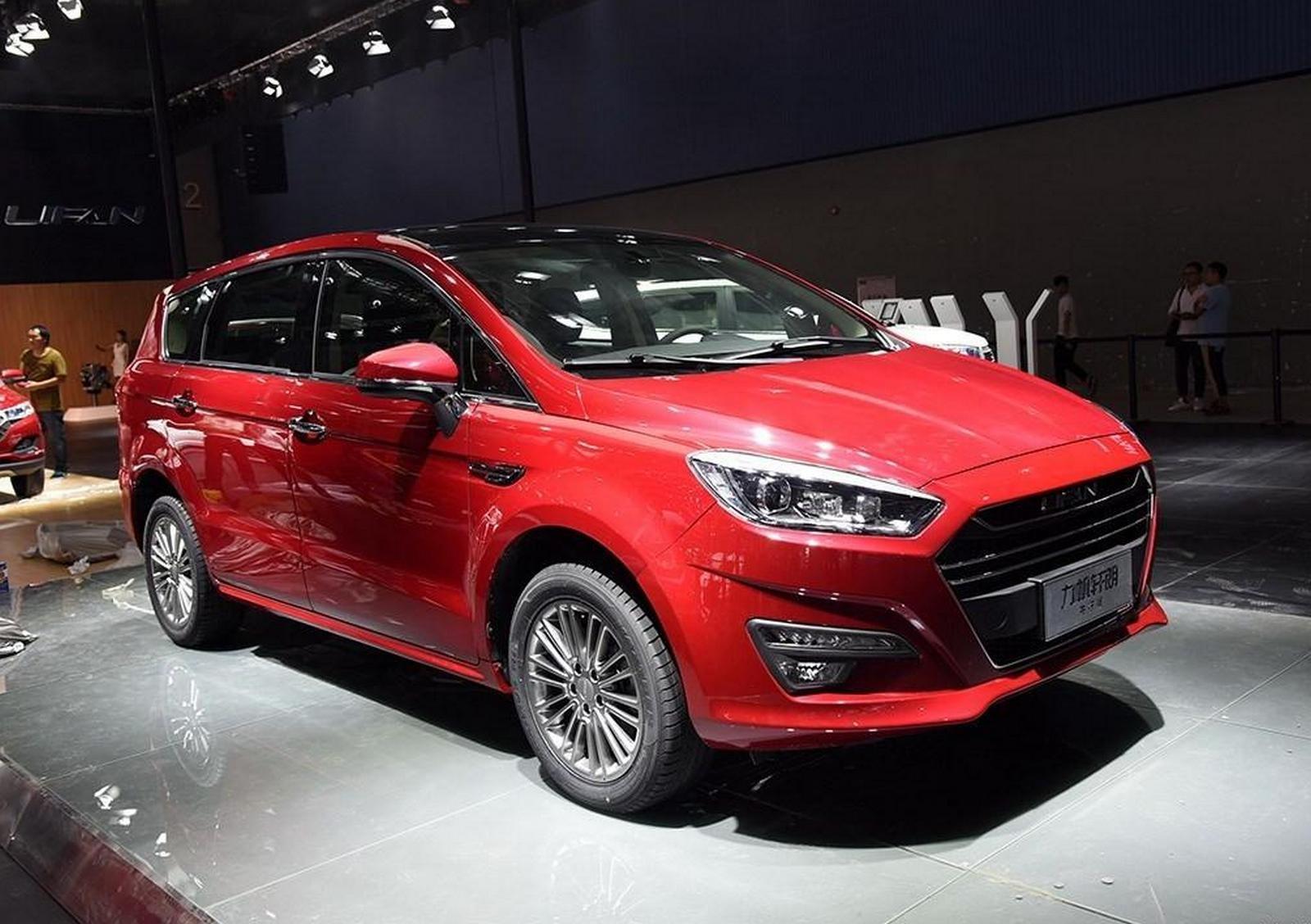 Лифан начнет в РФ продажи 2-х новых авто в 2018г.
