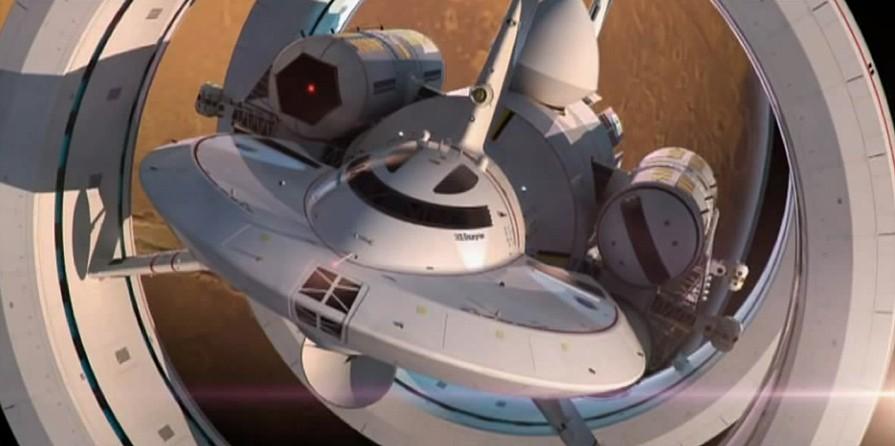 nasa future spaceship - 895×446