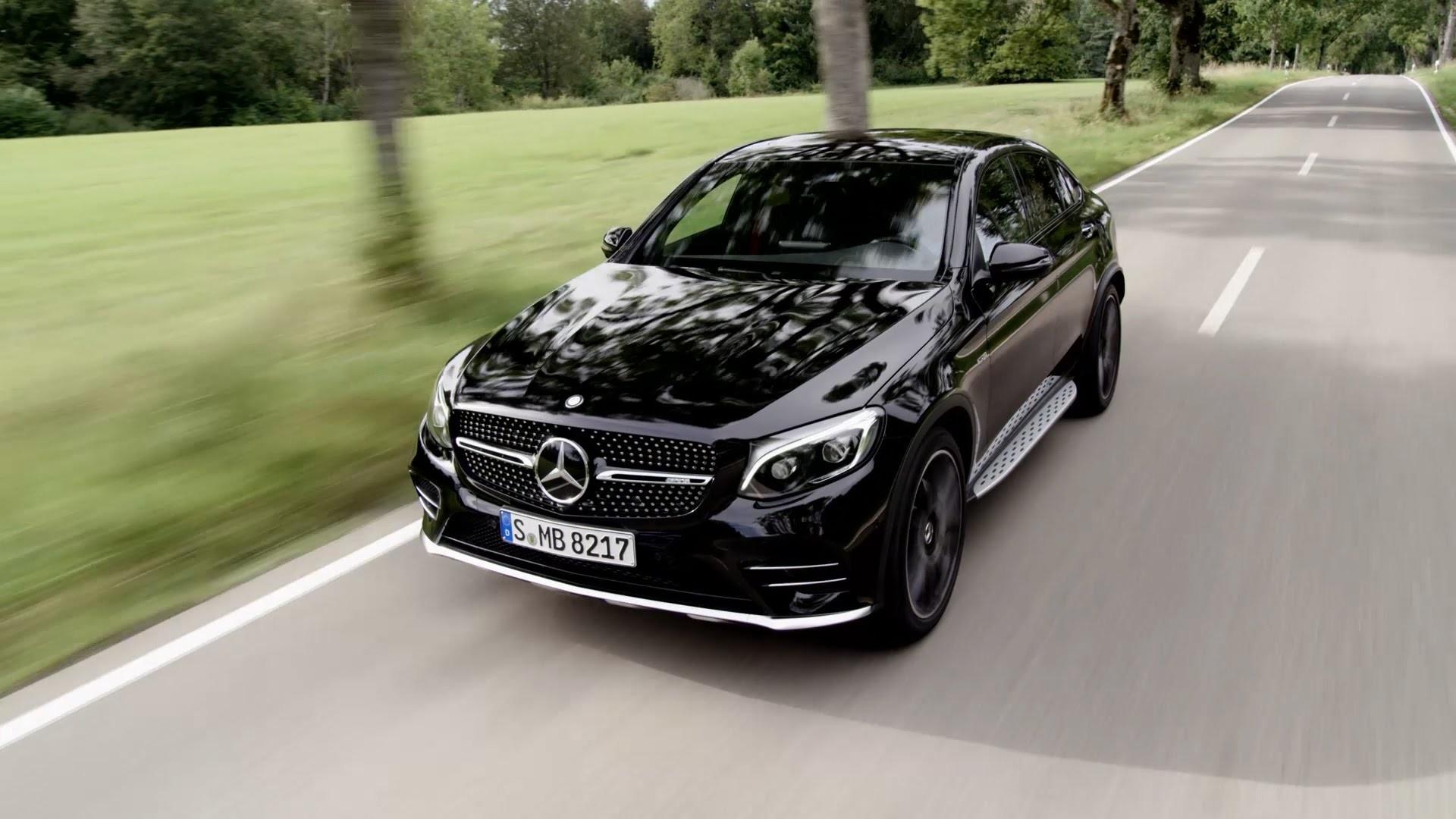 Благополучно прошел заключительные тесты Mercedes-AMG GLC43 2017— специалисты
