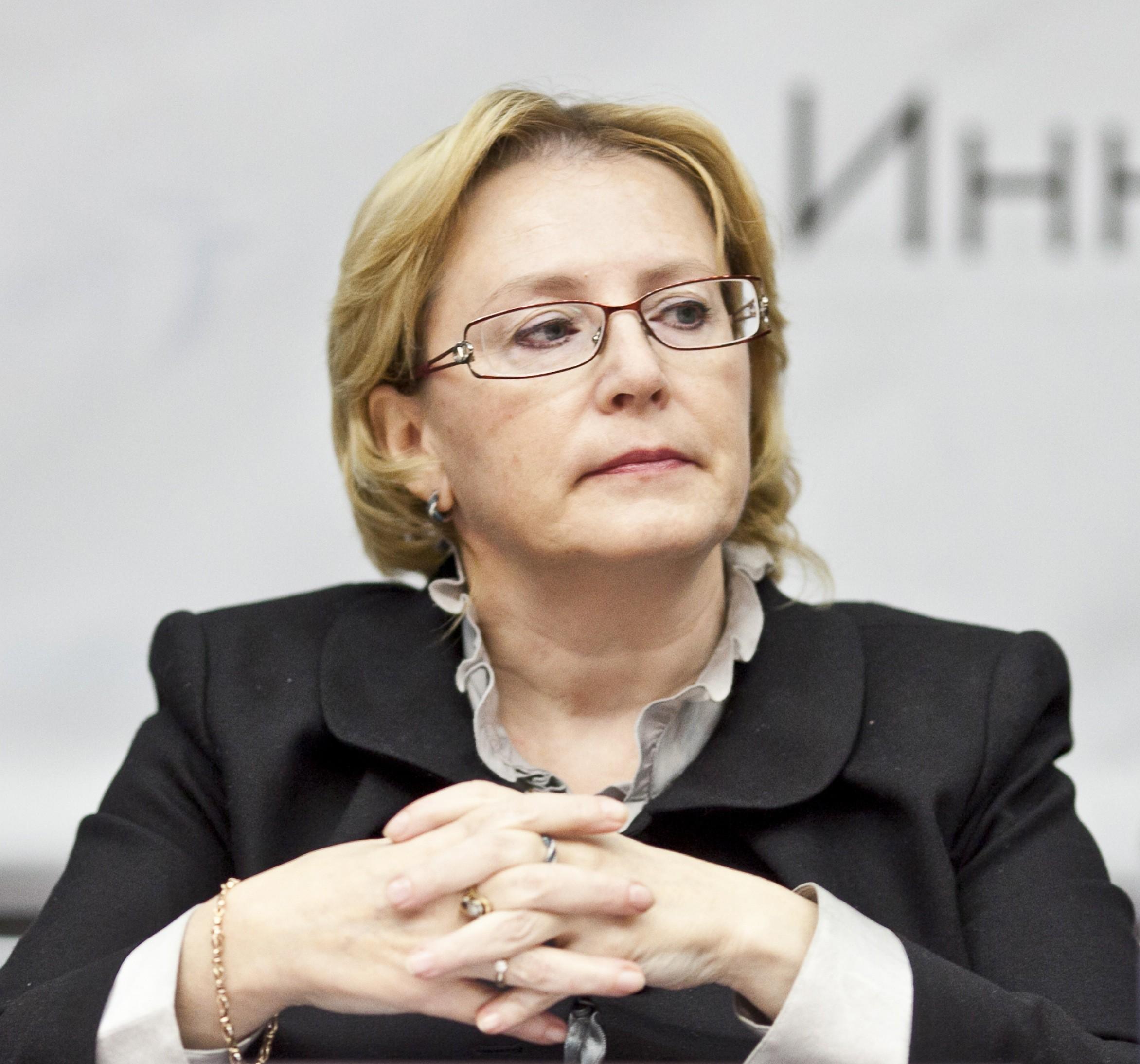 Скворцова поведала , как вынудить  граждан России  делать прививки