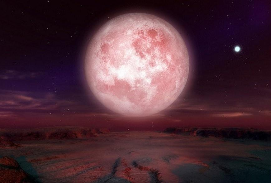 Астрономы обнаружили подобную накомету экзопланету