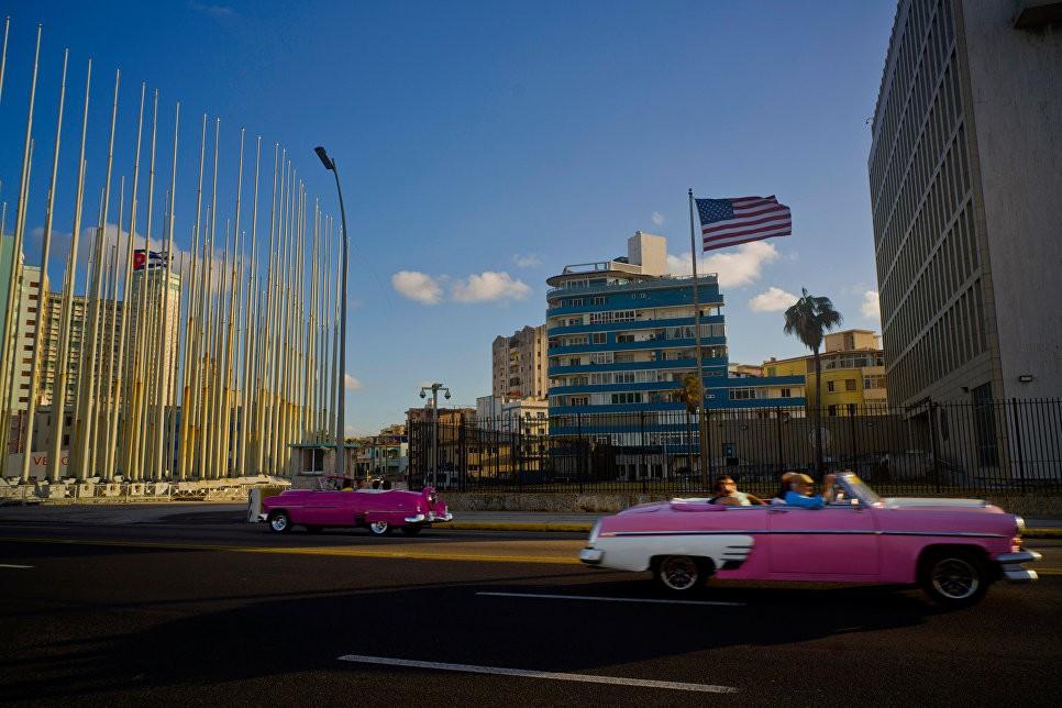Тиллерсон объявил  о вероятном  закрытии Посольства США наКубе