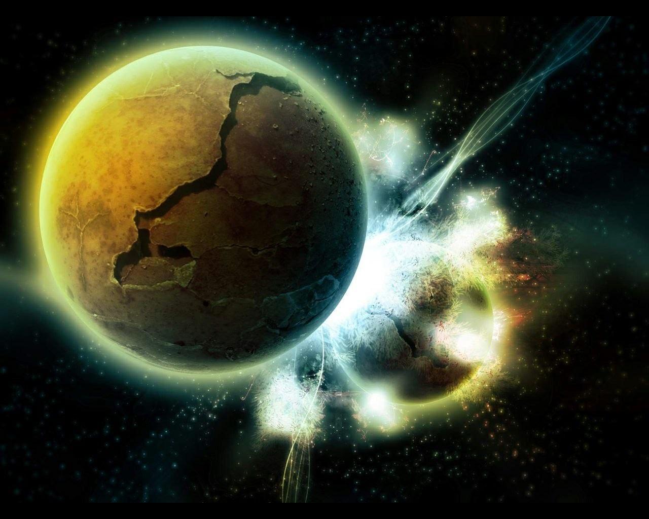 Столкновение Марса иЗемли неизбежно— Ученые