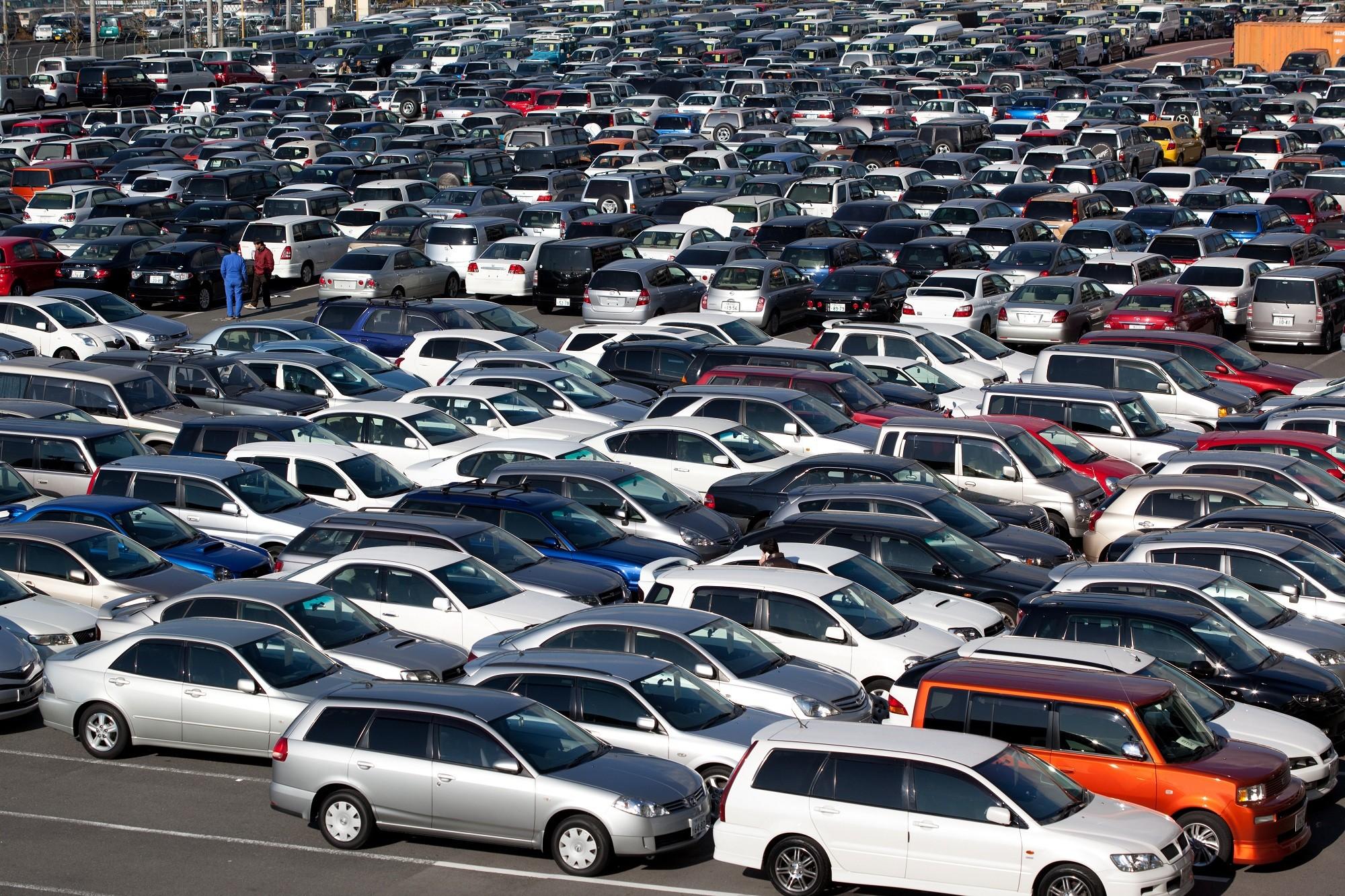 На русский рынок автомобилей возвращаются иномарки