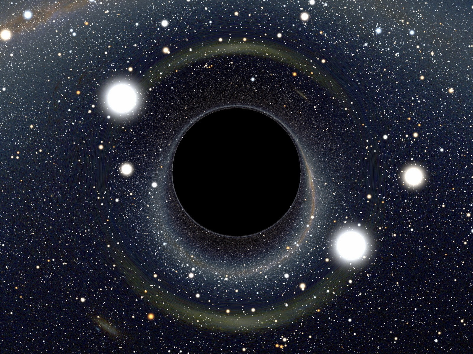 Ученые: черные дыры взрываются вконце жизни