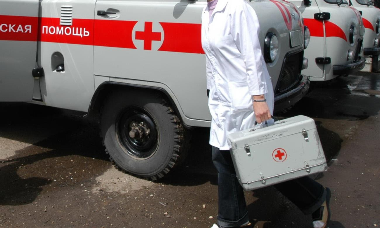 В столицеРФ женщина разбилась насмерть при падении свосьмого этажа