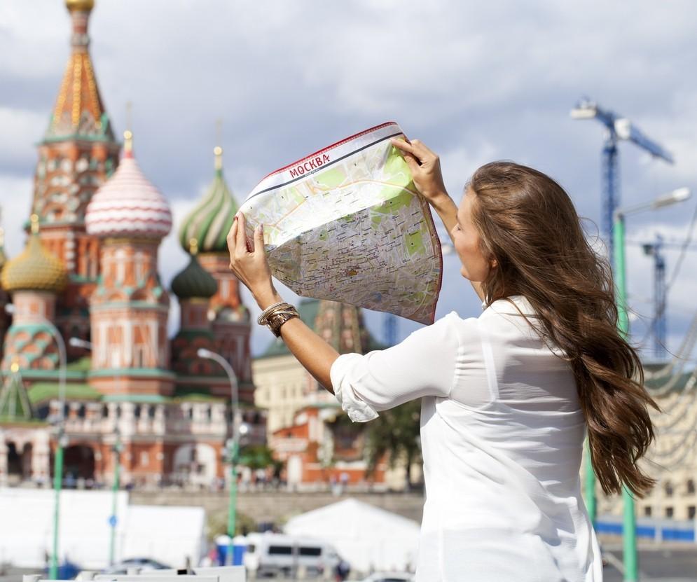Москва разработает собственный туристический знак
